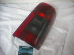 A GENUINE CITROEN BERLINGO / PEUGEOT PARTNER REAR LIGHT LAMP O/S RIGHT UK DRIVERS SIDE